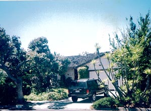 2nd View Front of House 2001