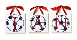 Soccer letters
