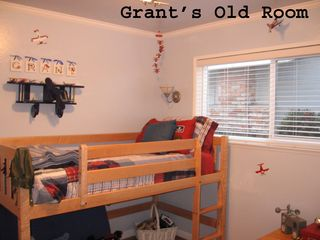 Grant baby room